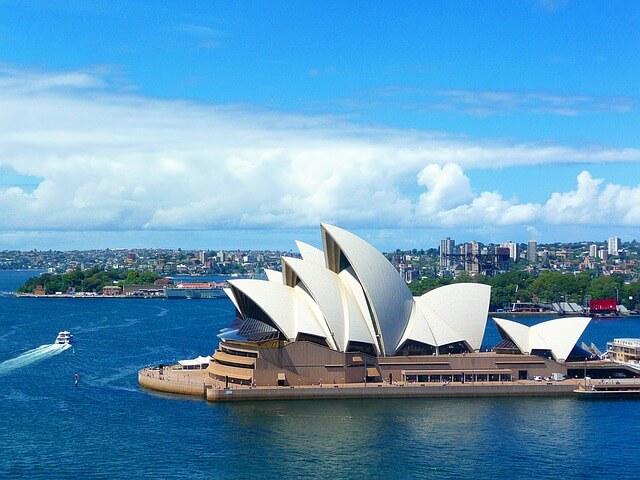 Opera w mieście Sydney