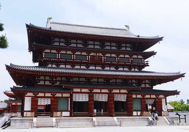 Piękne i malownicze Nara