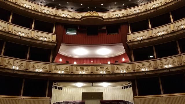 Duża sala teatralna