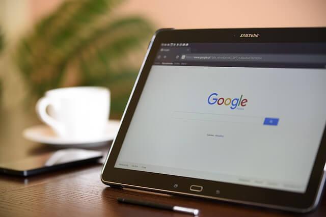 Internet - wyszukiwarka google