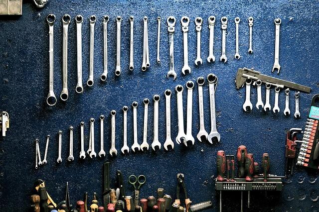 klucze warsztat samochodowy