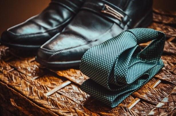 krawat-buty