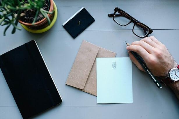 pisanie listu