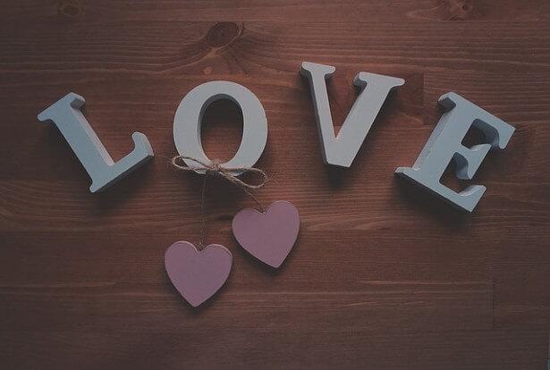 obrazek napis miłość