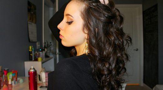Jak zakręcić włosy bez lokówki? 3 domowe sposoby na loki