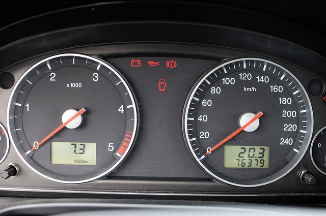 Zużycie paliwa w samochodzie