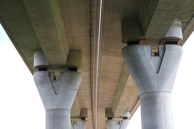Palowanie mostów
